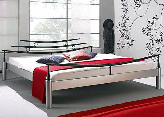 Shanghai metalen bed