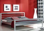 New York metalen bed