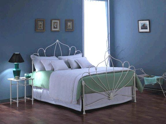 klassieke romantische en moderne ijzeren bedden clare bed