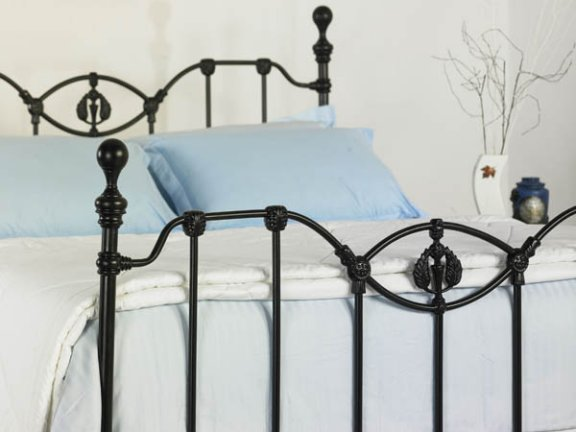 celtique lit en fer forge lit corrib. Black Bedroom Furniture Sets. Home Design Ideas