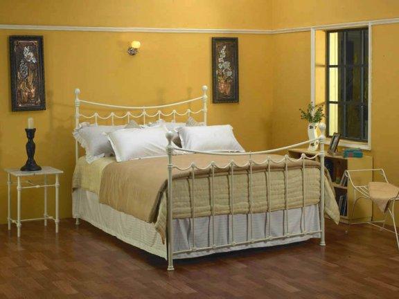 Ijzeren bedden klassiek modern en romantisch glencar bed - Klassiek bed ...