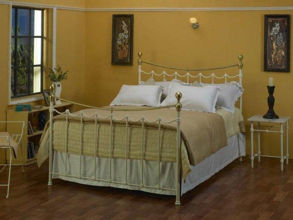 celtique lit en fer forge lit glencar. Black Bedroom Furniture Sets. Home Design Ideas
