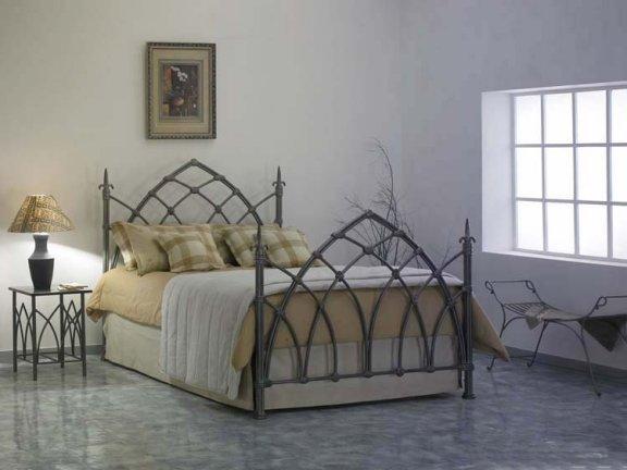 ijzeren bedden klassiek modern en romantisch gothic bed