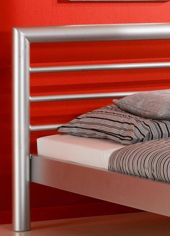 london metalen bed